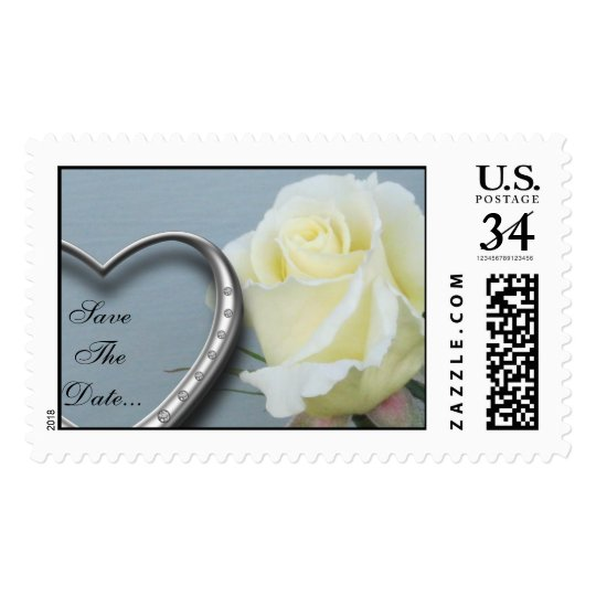 Save The Date Postage (Nature's Gem)