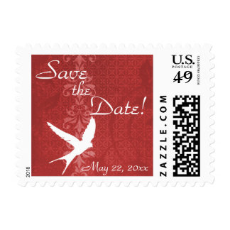 Save the Date! Postage Stamps