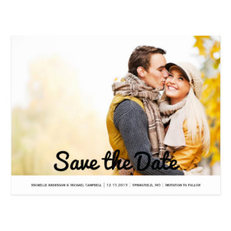 Save The Date Postcard Templates Save the date postcard