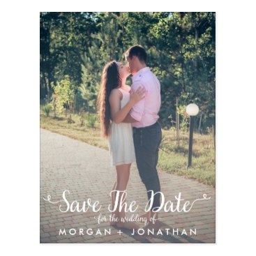 Fallfordesign1 Save The Date Postcard Template
