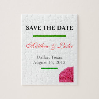 """""""Save The Date""""  Puzzle"""