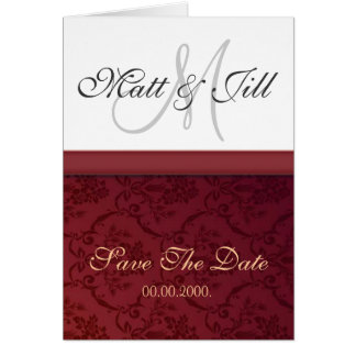 save the date_r stationery note card