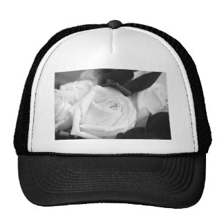 Save the Date Rose Trucker Hat
