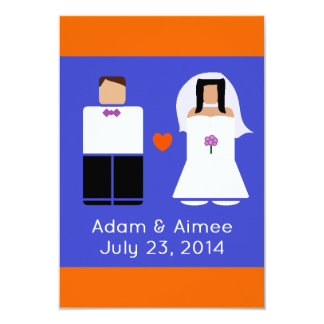 Save the date -- SAMPLE CARD