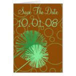 Save the Date  Shadows of Things to Come Greeting Card
