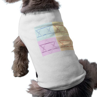 Save the Date/Star of David Dog Clothes