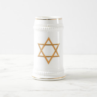 Save the Date/Star of David Gifts Beer Stein