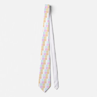 Save the Date/Star of David Neck Tie