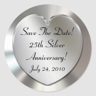 Save The Date! Stickers