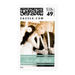 SAVE THE DATE STRIPES STAMPS