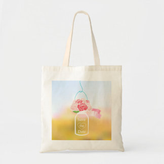 Save The Date Tote Bag
