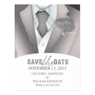 Save the date unique postcards