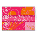 Save the Date Wedding Announcements Cards