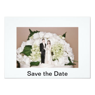 Save the Date Wedding Engagement Party Card