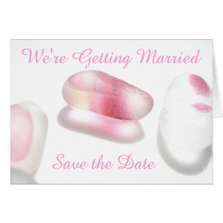 Save the Date - wedding invitation 1 Greeting Card