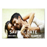 Save The Date/Wedding Invite | We