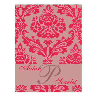 SAVE THE DATE WEDDING POST CARD 1 -Customize!