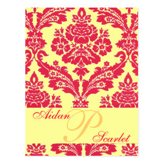 SAVE THE DATE WEDDING POST CARD 2 -Customize!
