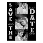 Save The Date with Your Photos Post Card