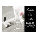Save The Date with Your Photos Postcards