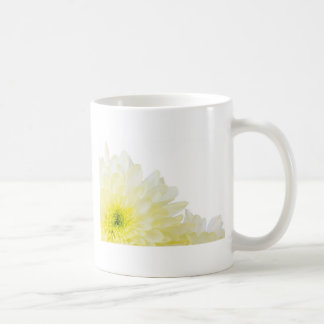 Save the Date yellow flower Coffee Mug