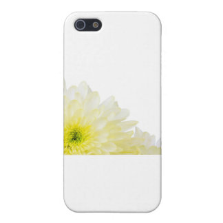 Save the Date yellow flower iPhone SE/5/5s Case