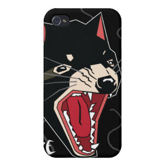 Save The Devil iPhone 4 Case