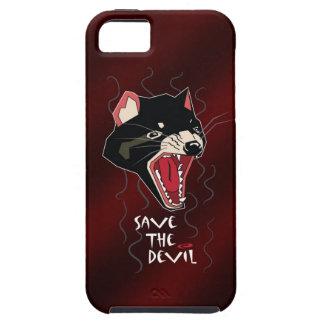 Save The Devil iPhone SE/5/5s Case