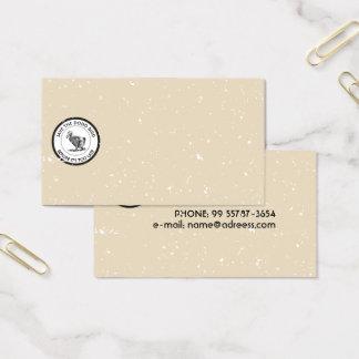 SAVETHEDODOBIRD BUSINESS CARD