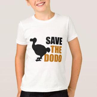 Save The Dodo Bird! T-Shirt