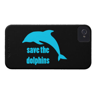 Save the Dolphins Case-Mate iPhone 4 Cases