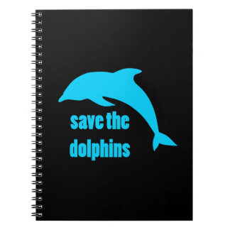 Save the Dolphins Notebook