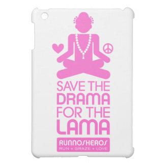 Save the Drama for the Lama - Hot Pink iPad Mini Case