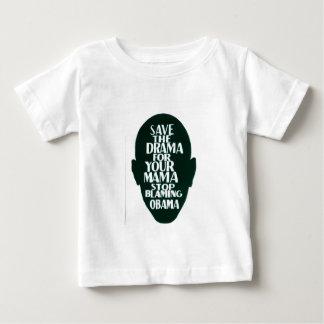 Save the Drama for Yo Mama Baby T-Shirt