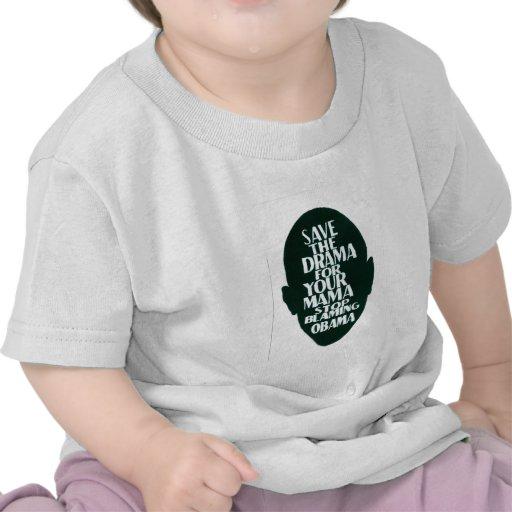 Save the Drama for Yo Mama Tee Shirts