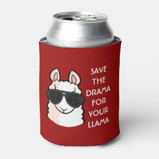 Save the Drama for Your Llama Can Cooler