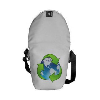 Save the Earth and Recycle Courier Bags
