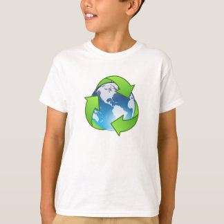 Save the Earth and Recycle T-Shirt