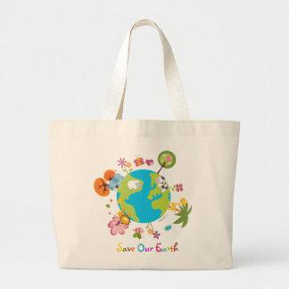 Save The Earth Bag