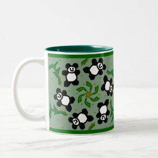 Save the Earth Panda Mug