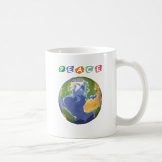 Save The Earth Planet Products & Designs! Coffee Mug