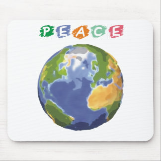 Save The Earth Planet Products & Designs! Mouse Pad