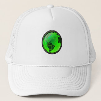 Save the Earth-Recycle-GoGreen Trucker Hat