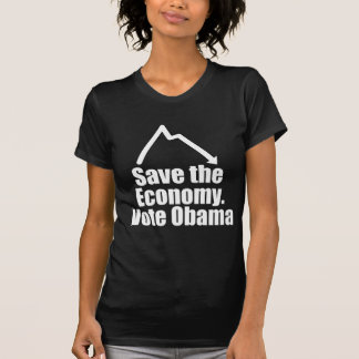 Save the Economy, Vote Obama Shirt