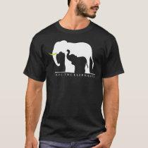 Save the Elephants (black) T-Shirt