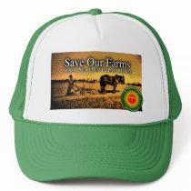 Save The Farm Trucker Hat