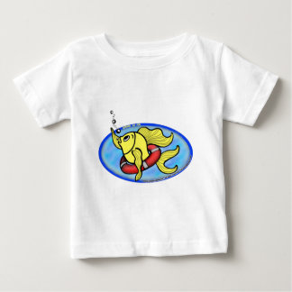 Save The Fish Infant T-shirt
