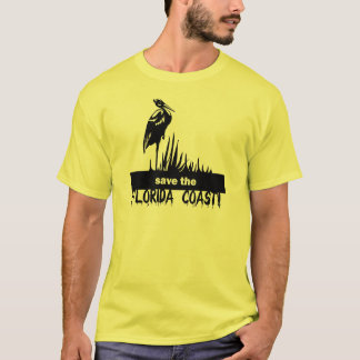 Save the Florida Coast T-Shirt