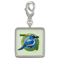 Save the Florida Scrub-Jay Charm