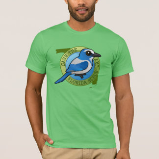 Save the Florida Scrub-Jay T-Shirt